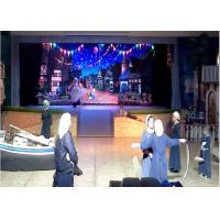 P4.81 Full Color Ultra Thin LED Display High Definition LED Rental Screen Manufactures