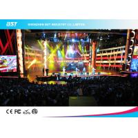 Ultral Thin Rental Led Display Screen Pixel Pitch 4mm Indoor Led Display Billboard Manufactures