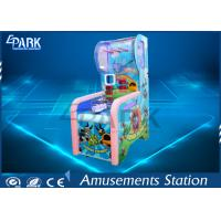 250W Shooting Arcade Machines Coin Operated Kids Shooting Games For Amusement Park Manufactures