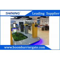 100W 220V Boom Barrier Gate , Car Parking Automatic Barriers With Customize Logo Manufactures