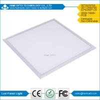 2016 80lm/w wholesale price square led panel light 600*600mm 40W AC85-265V Manufactures