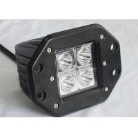 "3"" 16W 4 LED Cube Pods Vehicle LED Work Lights Flush Mount 4 x 4 4WD Manufactures"