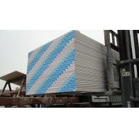 High quality Gypsum board 7/9/10/12mm with ISO,ASTM,AS/NZS2588, SONCAP Manufactures