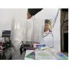 Buy cheap UV machine Print 3d Lens 100 LPI Resin PET Lens Plastic Flip 3D Lenticular Sheet from wholesalers