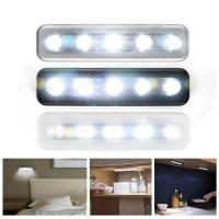 Small Size Wireless LED Night Light Convenient 50000 Hours Long Lifespan Manufactures