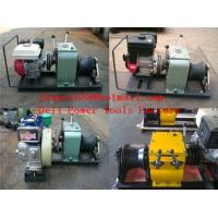 CABLE LAYING MACHINES,Cable bollard winch Manufactures