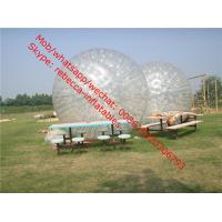 0.8MM Colourful PVC Giant Inflatable Zorb Grassplot Ball for Zorbing Manufactures