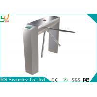 304/316 Stainless Steel Tripod Turnstile Gate Crowd Control Barriers Manufactures