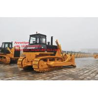 Yellow Color Shantui SD32 Small Bulldozer Equipment With Cummins Engine Manufactures