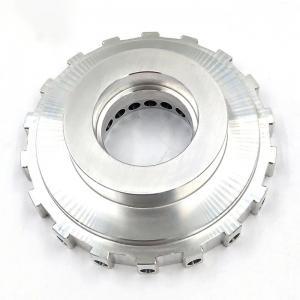 Polishing CNC Milling Service Anodizing Aluminum Machined Components Manufactures