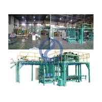 Bags Boxes Automatic Palletizer Machine Various Stacking Style For Choice Manufactures
