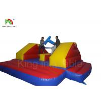 Buy cheap Exciting Inflatable Outdoor Sports Games For Adult / Children from wholesalers