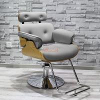 Beiqi antique used salon chairs sales cheap hairdresser barber chair hair salon equipment Manufactures