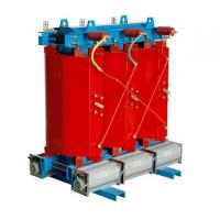 Distribution Cast resin high voltage dry type transformer Price SCB10 Manufactures