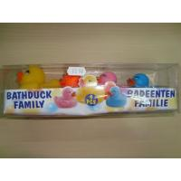 4 Light Up Bath Ducks Illuminating Color Changing ATBC-PVC rubber material Manufactures