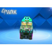 Cowboy House Coin Operated Crane Game Machine for Kids Hardware and Acrylic Material Manufactures