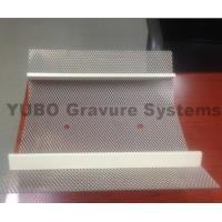 1.5m thickness titanium netting for gravure cylinder plating Manufactures