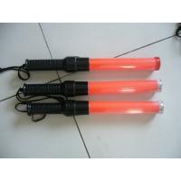 Police traffic flashlight baton rechargeable plastic hand baton LED Torch Ligh Manufactures