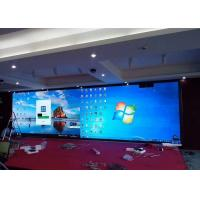 High Definition, High Resolution, High Brightness Led Video Wall with a Video Splicing & Splitting Function Manufactures