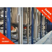 Quality BOCIN Self Cleaning Modular Filtration System For Liquid Oil / Water Purification for sale
