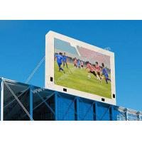 China P16 high brightness Outdoor Fixed LED Display full color for stadiums on sale