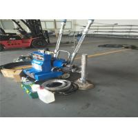 Safe Operation PU Foam Machinery 380V 50HZ 3 Phase With Self Clean Spray Gun Manufactures