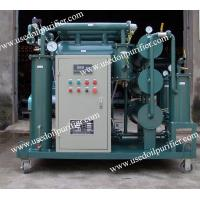 Multi-functional transformer oil filter machine to remove deep oxide free carbon Manufactures
