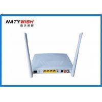 Upstream Rate 1.25Gbps GPON ONU Router , Low Power Consumption GPON Modem Router Manufactures