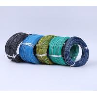Internal Wiring Automotive Cable Wire PVC / XLPE Insulation High Temperature Resistance Manufactures
