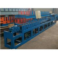 5.5KW Roll Shutter Door Forming Machine , Steel Stud Roll Forming Machine  Manufactures
