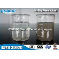 Polycationic Flocculating Water Decoloring Agent For Textile Dyeing & Printing Mills