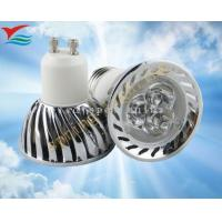 E27 / MR16 / GU10 270lm, 85 - 265V, 30 degree led spot lamps RoHS, CE, UL standard Manufactures