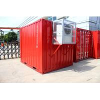 Temperature Controlled Cold Storage Containers , Freezer Shipping Containers Quick Freezing Manufactures