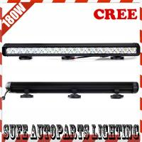 15480 lum 18PCS*10W 180W USA CREE LED Light Bar Off-road driving light 4X4 ATV light Manufactures