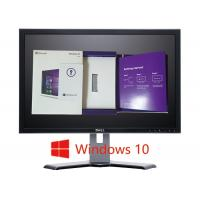 Buy cheap USB 3.0 Microsoft Windows 10 Pro One Year In Stock Warranty Lifetime from wholesalers