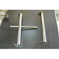 Shop Display Hooks Black 1.2MM Thickness For Supermarket Manufactures