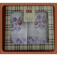 wholesale cotton wedding souvenirs favors  gift towel from china Manufactures