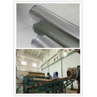 Rotary Printing Nickle Screen For Textile Dyeing High Tough Tensile 155M Manufactures