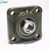 25*34.5*115 mm Combine Harvester,Agricultural machinery, fan, textile, food, mining etc. Pillow Block Bearing UCF205
