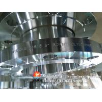 Stainless Steel Flange ASTM A182 F304 F316L F51 F53 F55 FF RF RTJ SERIES A SERIES B CLASS150#~2500# Manufactures