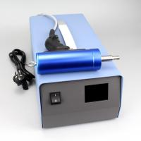 China High Frequency 60Khz 500W Ultrasonic Spot Welding Machine Portable Spot Welder on sale