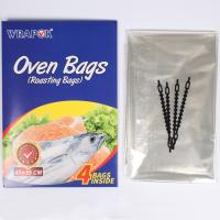 Eco-friendly PET Plastic Oven Cooking Bags Turkey Bread Oven Roasting Bags Manufactures