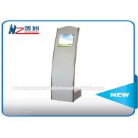 "19"" Outdoor Information Lobby Query Kiosk , Customized Color Visitor Management Kiosk Manufactures"