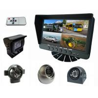 "Complete Truck System Rear View System With One 7"" 4 Channel Monitor and Cable Manufactures"