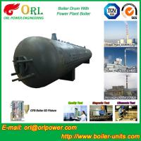 Quality Metallurgical Industry Mud Drum Fire Tube For Condensing Gas Boiler for sale