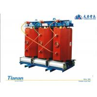 Indoor 10 KV Three phase Resin Cast Dry - type Power Distribution Transformer Manufactures