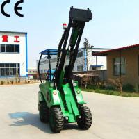 Buy cheap DY620 hot 4 wheel drive mini agricultural/garden farm loader from wholesalers