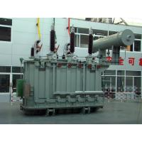 Low Loss Electrical Substation Transformer 138kv Kema Tested Aad Power Equipment Manufactures