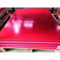 Durable Switch Cabinet GPO3 Fiberglass Sheet With Excellent Arc Resistance Manufactures
