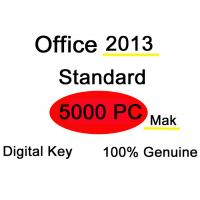 Quality 5000 PC Microsoft Office 2013 Key Code , Excel Office Home And Student Licence for sale